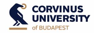 Corvinus University Budapest logo