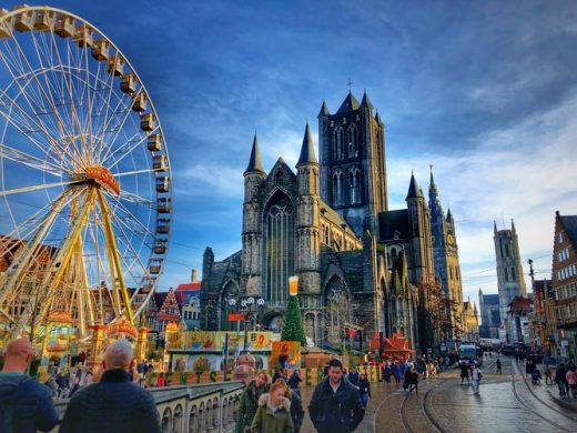 studentska viza za belgiju