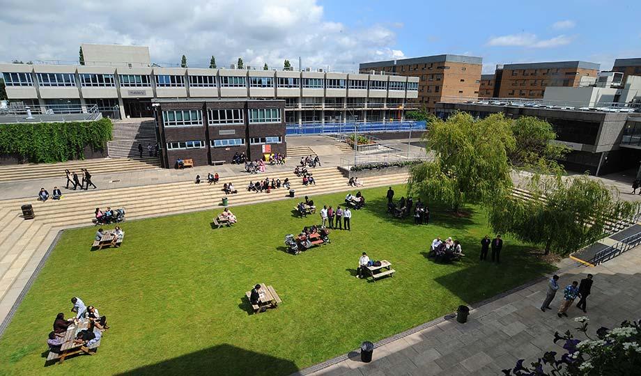 Brunel University Campus Via Academica