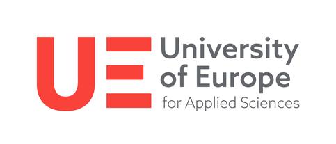 University of Europe logo Via Academica